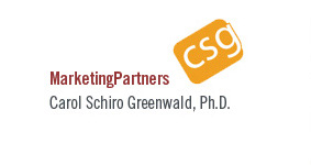 csg marketing partners, Carol Schiro Greenwald